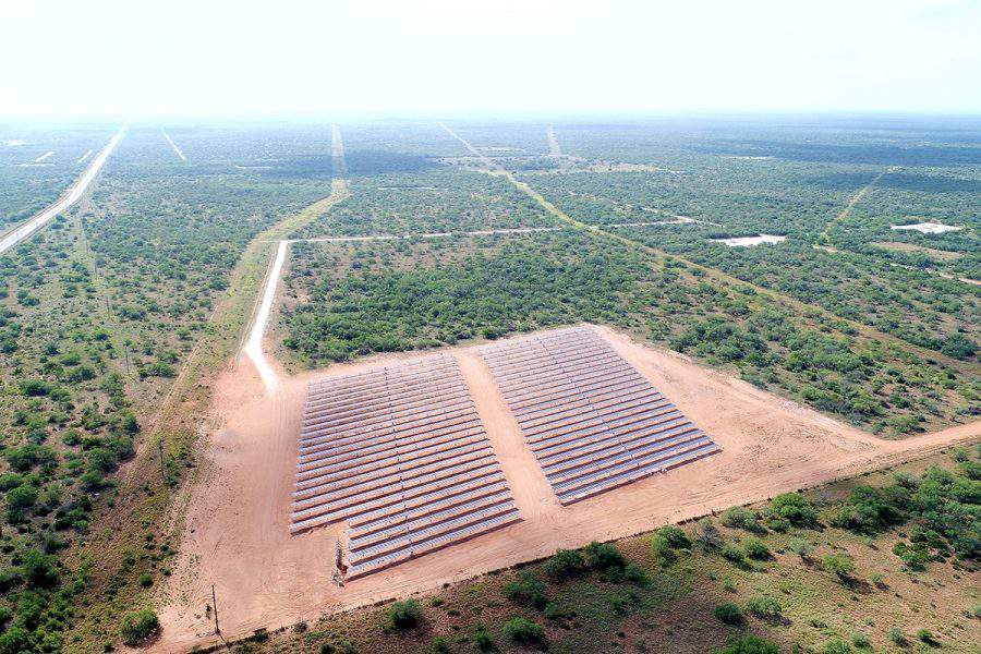 MVEC to Purchase Power from Historic McAllen Ranch New Solar